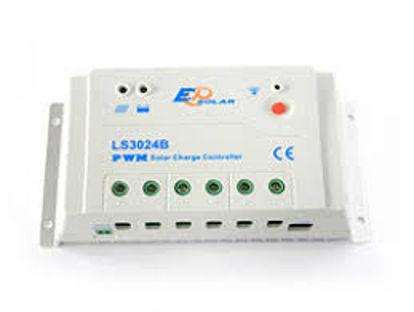 تصویر شارژکنترلر 10 آمپر Ep Solar مدل LS1024B