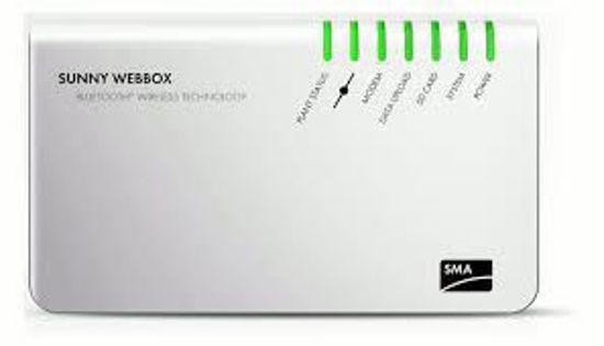 تصویر وب باکس SMA مدل Webbox-BT-20